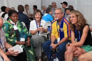 21 Mennonite World Conference Assembly PA 2015