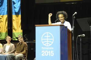 12 Mennonite World Conference Assembly PA 2015