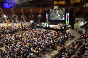 11 Mennonite World Conference Assembly PA 2015