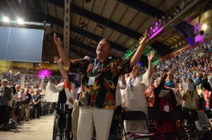 9 Mennonite World Conference Assembly PA 2015