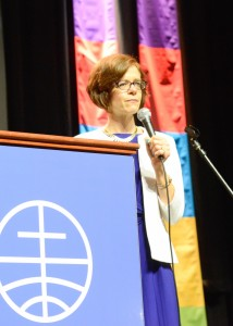 Mennonite World Conference Assembly PA 2015